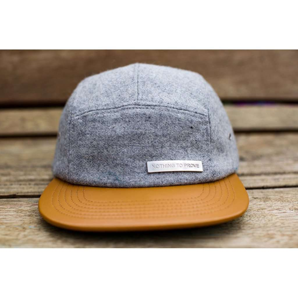 Old soul new body 5 panel hat CoolHatcher at TheArtOfLiving.Earth