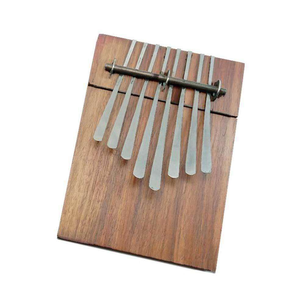 8 Key Thumb Piano - Jamtown World Instruments CoolHatcher at TheArtOfLiving.Earth