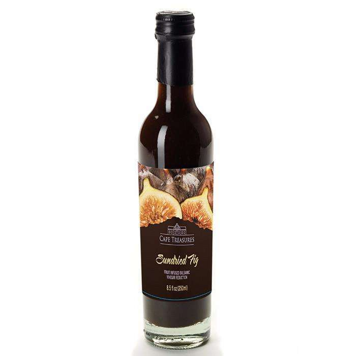 Sundried Fig Fairtrade Vinegar Reduction CoolHatcher at TheArtOfLiving.Earth
