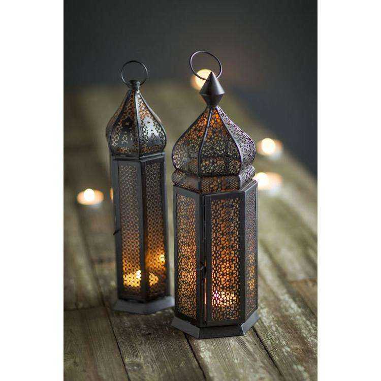 Moroccan Lanterns CoolHatcher at TheArtOfLiving.Earth