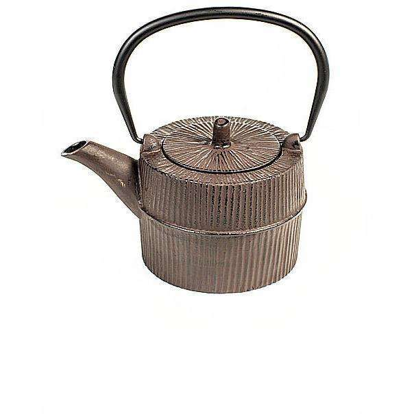 Traditional Cast Iron Teapot CoolHatcher at TheArtOfLiving.Earth