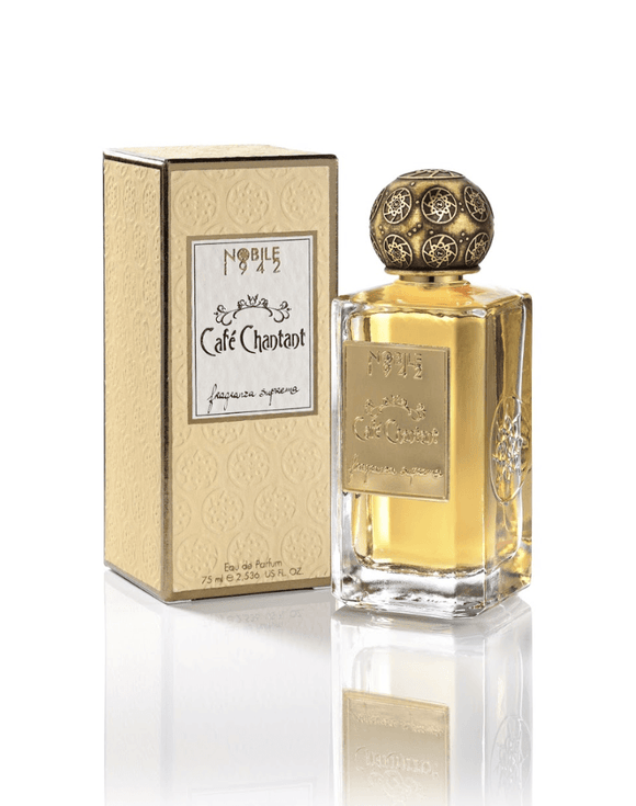 Cafè Chantant Perfume CoolHatcher at TheArtOfLiving.Earth