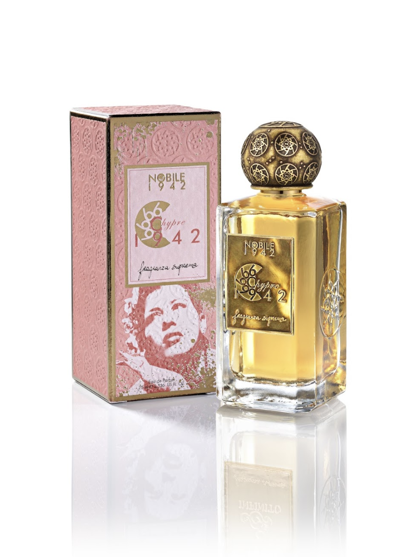 Chypre 1942 Perfume CoolHatcher at TheArtOfLiving.Earth