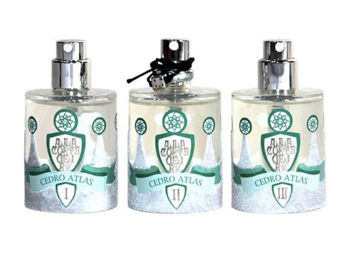 Cedro Atlas 3 x 30 mL Set CoolHatcher at TheArtOfLiving.Earth