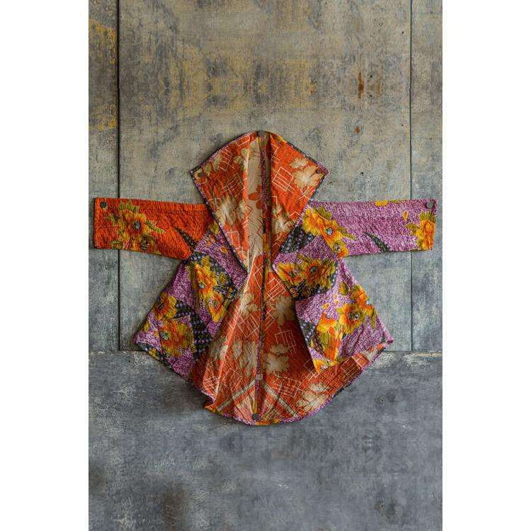 Vintage Kantha Jacket CoolHatcher at TheArtOfLiving.Earth