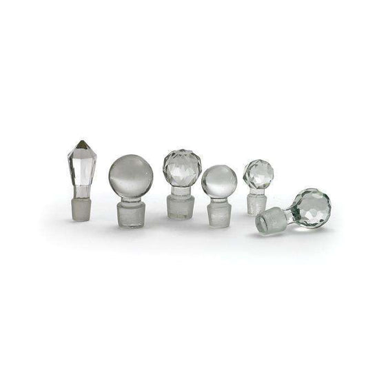 A Dozen of Decanter Stoppers