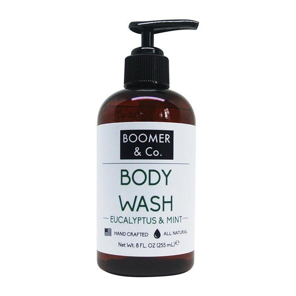 Eucalyptus & Mint Body Wash CoolHatcher at TheArtOfLiving.Earth