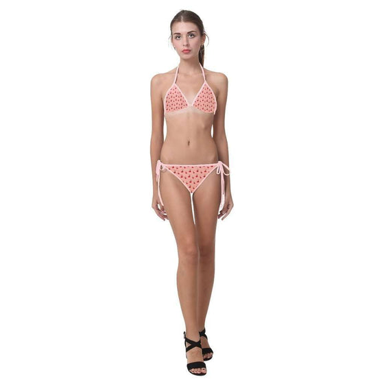 Cherry On Top Bikini CoolHatcher at TheArtOfLiving.Earth