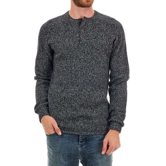 Alden Sweater Henley CoolHatcher at TheArtOfLiving.Earth