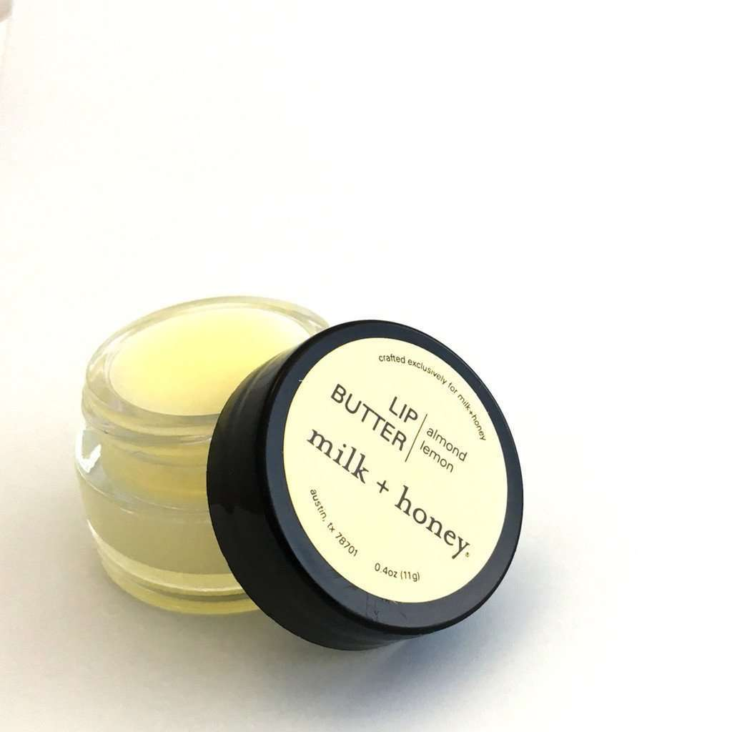Almond & Lemon Lip Butter, Nº 58 CoolHatcher at TheArtOfLiving.Earth