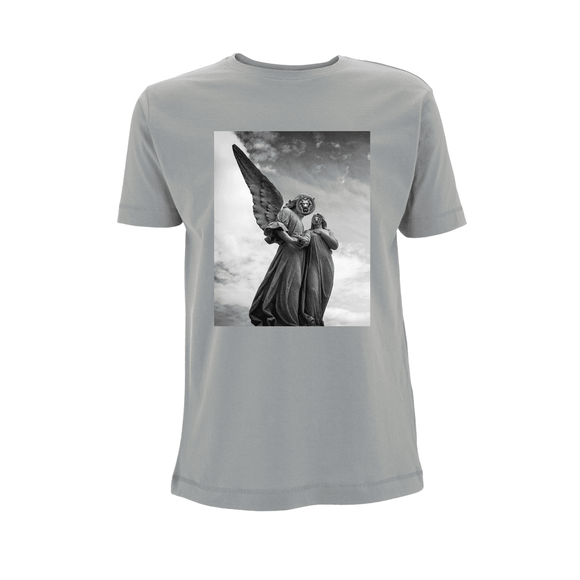 Angels Mens Classic Fit T-shirt CoolHatcher at TheArtOfLiving.Earth