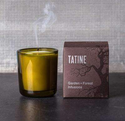Garden & Forest Infusions - Woodsmoke Candle CoolHatcher at TheArtOfLiving.Earth