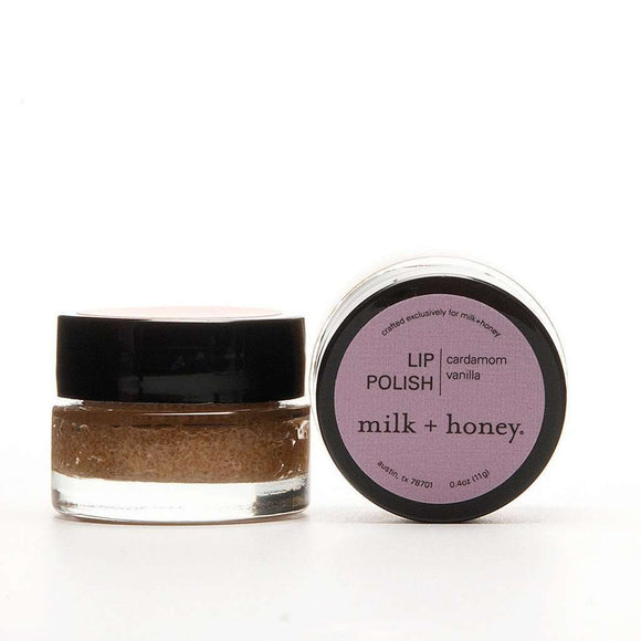 Vanilla & Cardamom Lip Polish, Nº 40 CoolHatcher at TheArtOfLiving.Earth