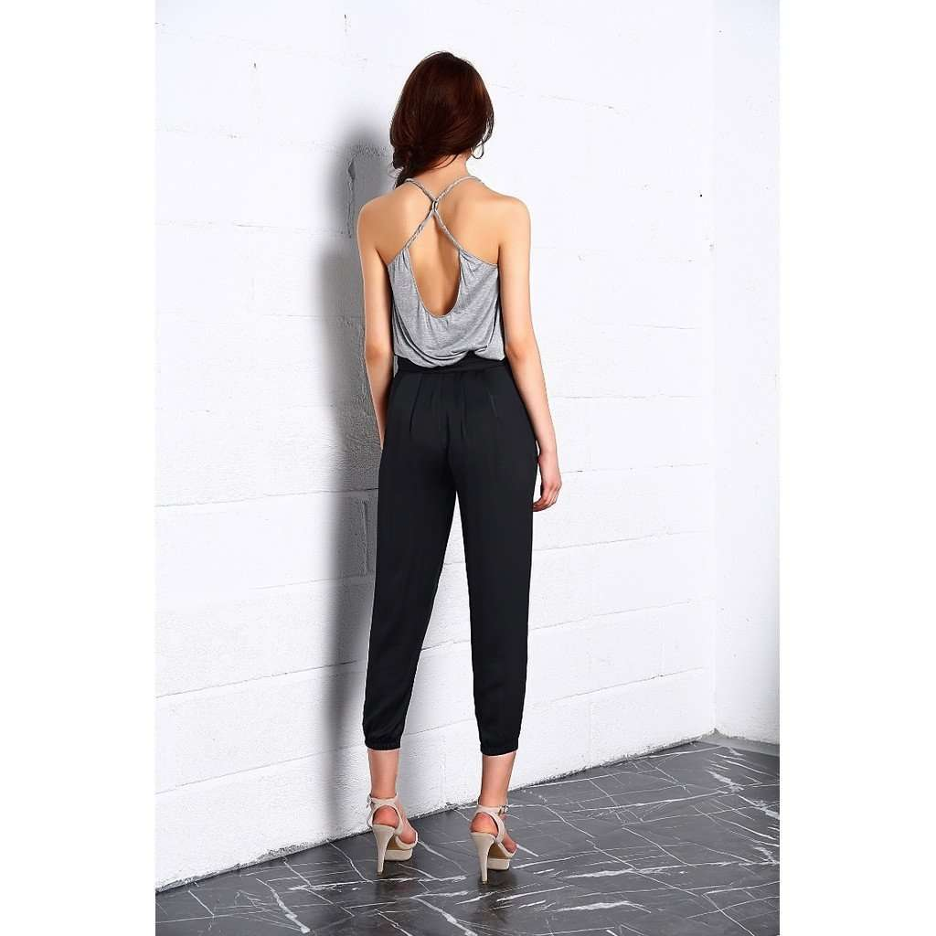 Banquet High Waist pants CoolHatcher at TheArtOfLiving.Earth