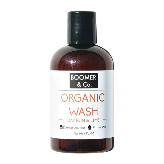Bay Rum & Lime Shampoo/Body Wash CoolHatcher at TheArtOfLiving.Earth