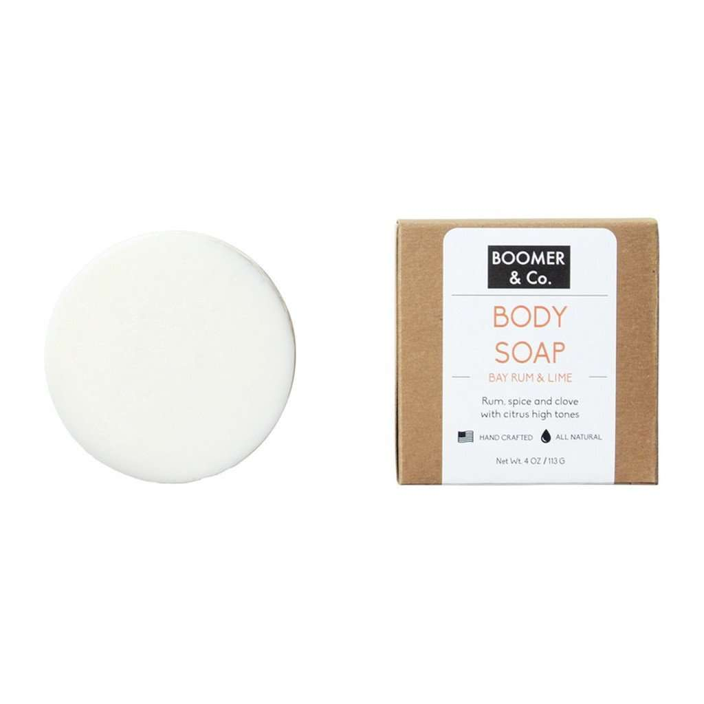 Bay Rum & Lime Soap Bar CoolHatcher at TheArtOfLiving.Earth