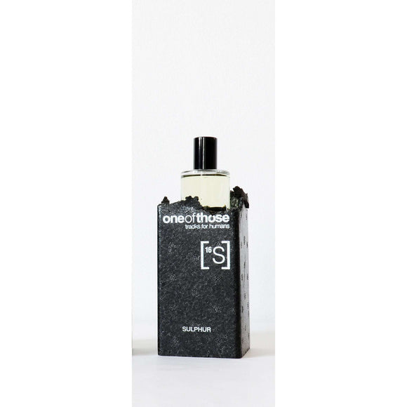 oneofthose Sulfur perfume 100mL edp CoolHatcher at TheArtOfLiving.Earth