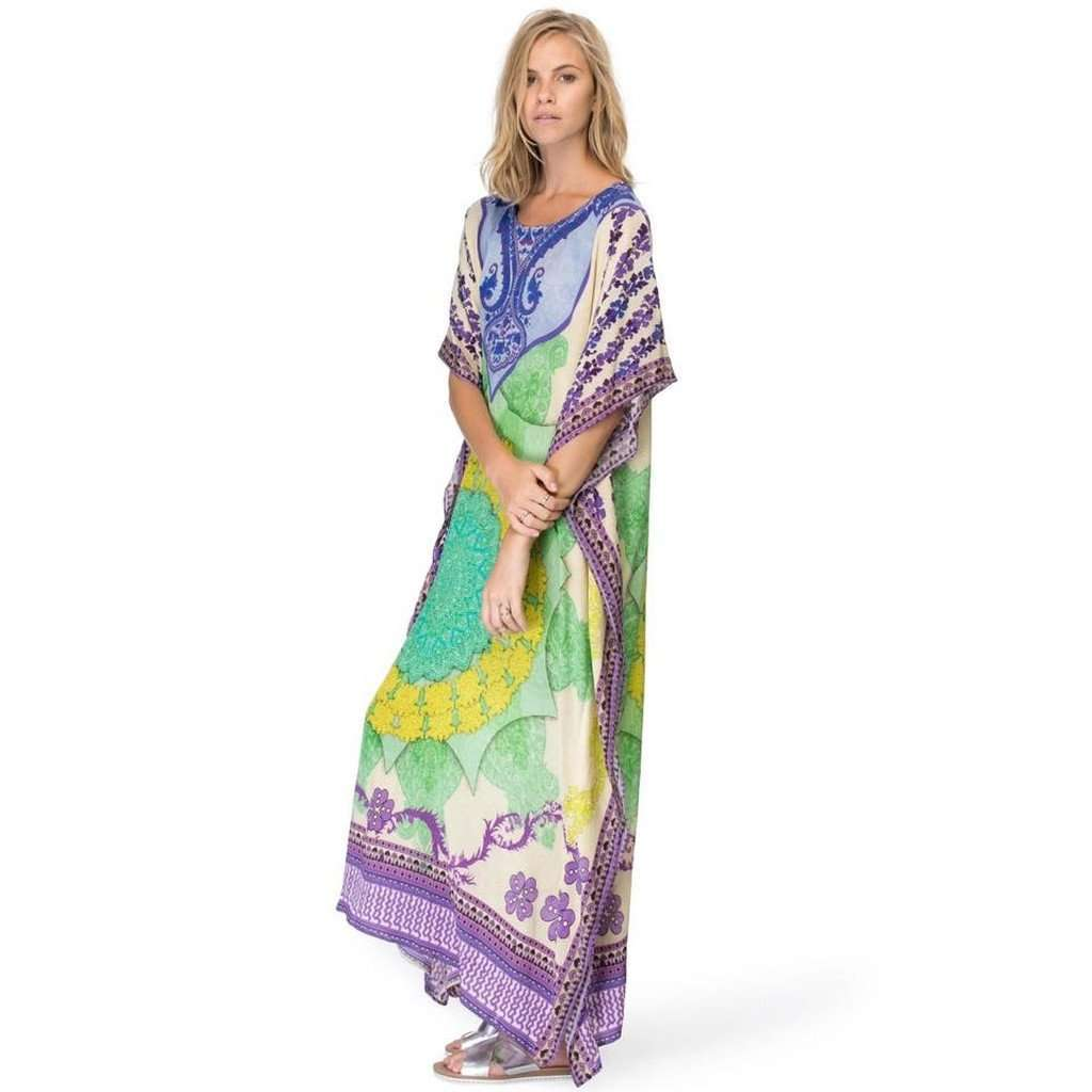 Indiana Kaftan CoolHatcher at TheArtOfLiving.Earth
