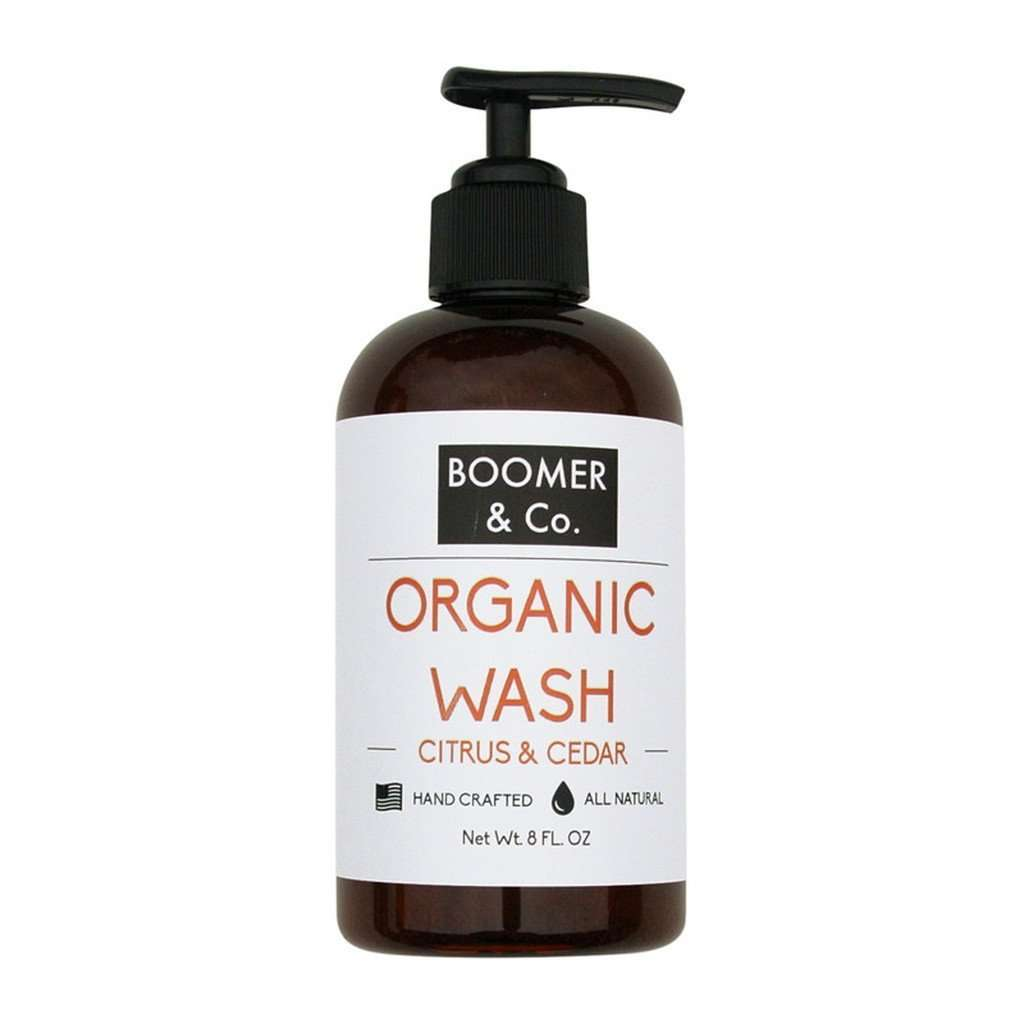 Citrus & Cedar Body Wash/Shampoo CoolHatcher at TheArtOfLiving.Earth