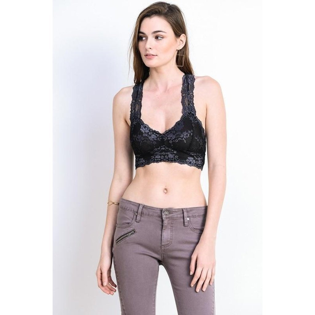 Nirvana Bralette CoolHatcher at TheArtOfLiving.Earth