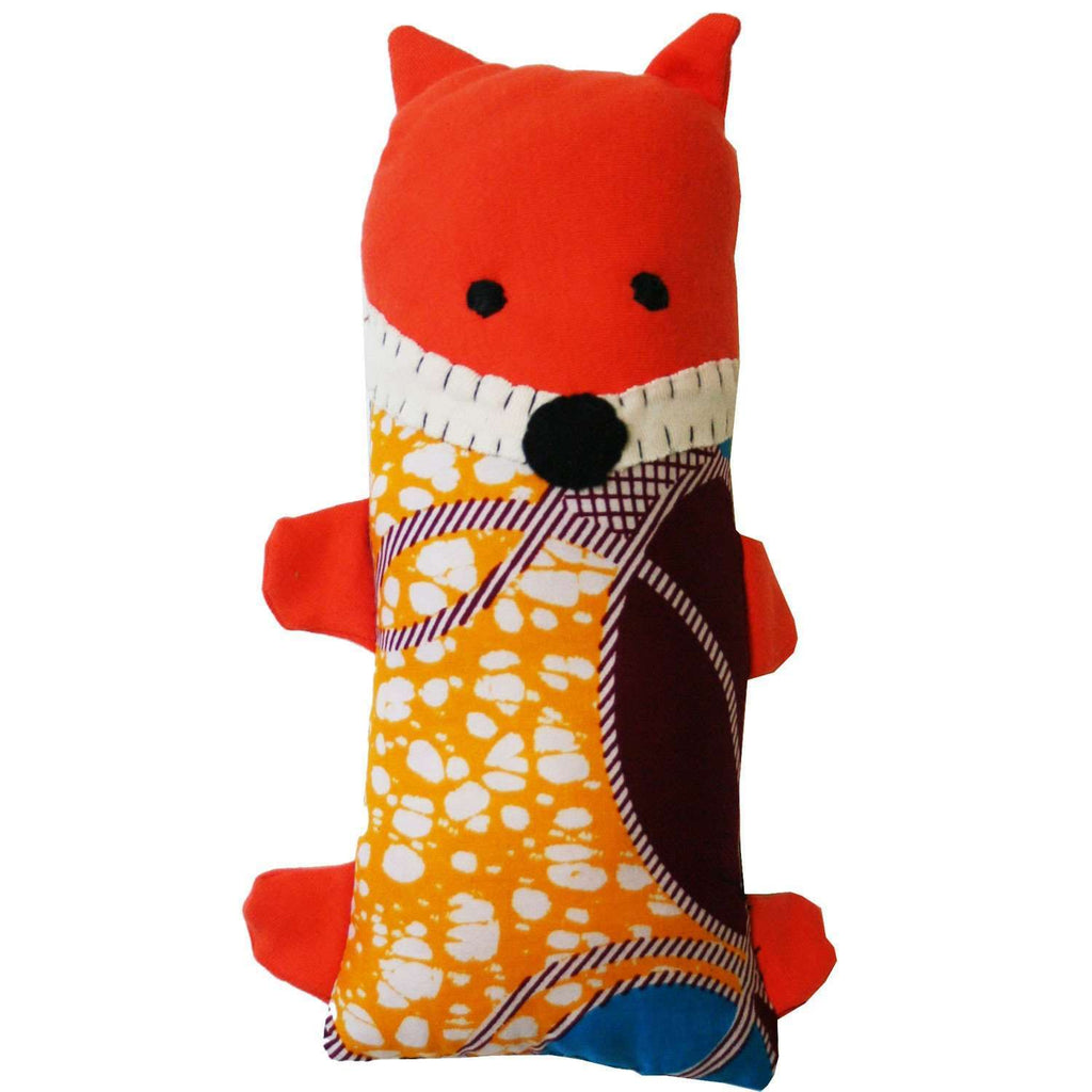 Little Friends Fox Plush - Dsenyo CoolHatcher at TheArtOfLiving.Earth