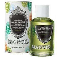 Marvis Strong Mint Mouthwash Concentrate CoolHatcher at TheArtOfLiving.Earth