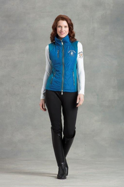 Arista Equestrian Quilted Combi Vest Women S Clearance
