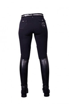 Br Equestrian Shebster Full Seat Breeches Women S
