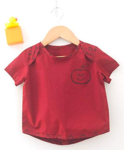 Apple Shirt Sewing Kit