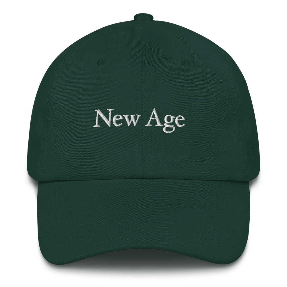 New Age Dad Cap