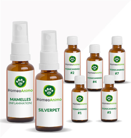 MAMELLES (INFLAMMATION) - KIT OPTIMAL