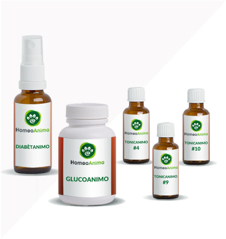 GLUCOANIMO - KIT OPTIMAL