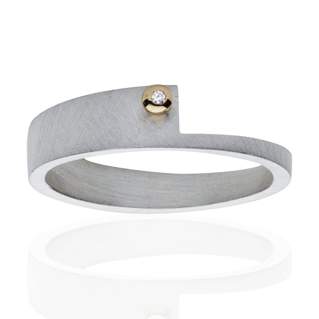 Wille Jewellery Gold Silver Assorted Stacking Rings - Szor Collections