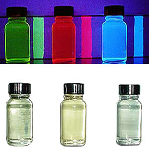 Transparent UV Paint