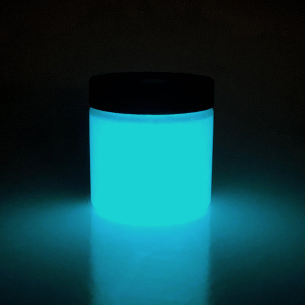 Phosphorescent Glow in the Dark Paint - Aqua-GLO Effex