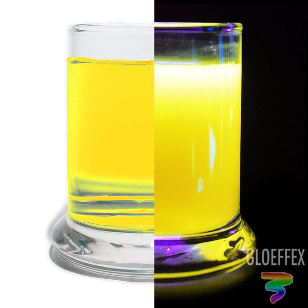 Yellow UV Reactive Water Dye - GLO Effex