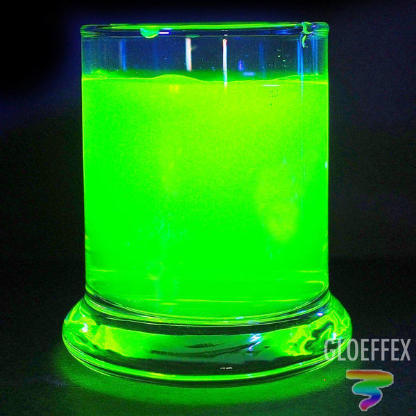 Green UV Reactive Water Dye - GLO Effex