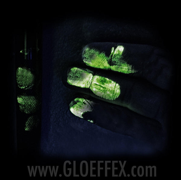 Invisible UV Theft Detection Powder - GLO Effex