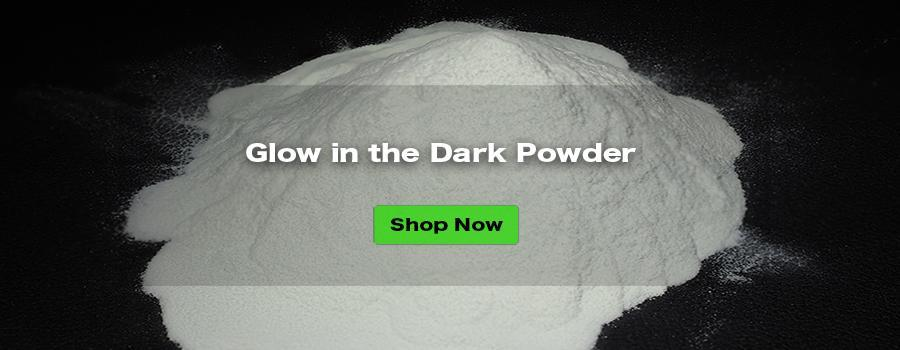 Super Phosphorescent Glow in the Dark Powder - GLOEFFEX
