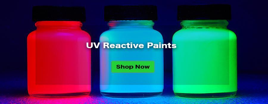 UV Reactive Holi Powder