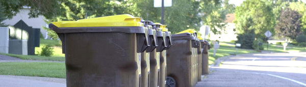 City of El Paso Tells Residents to Keep Trash Bins Clean or Else....