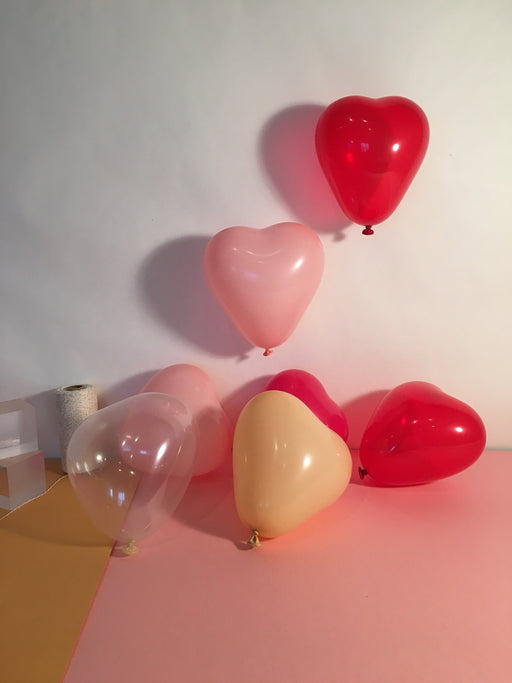 HEART BALLOON SET