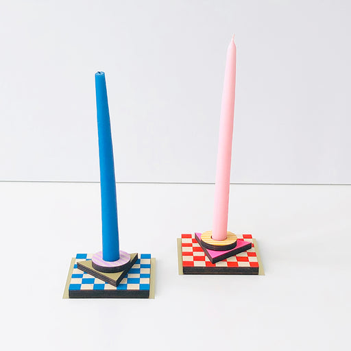 SHAPES CANDLEHOLDER