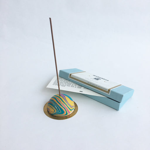 MARBLE INCENSE HOLDER