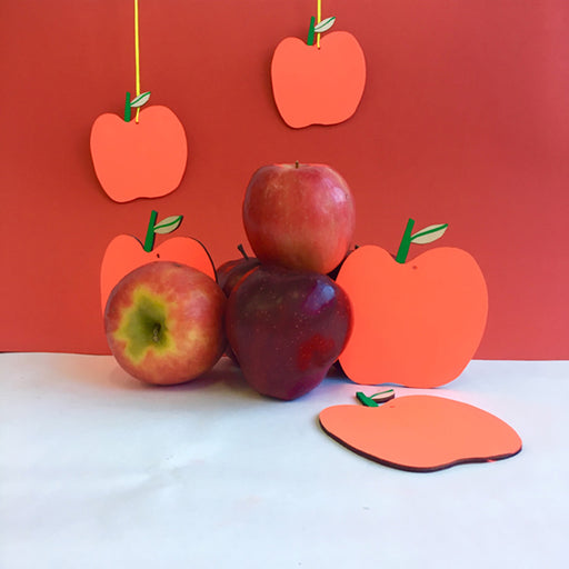 FRUIT WALL CHARM - APPLE