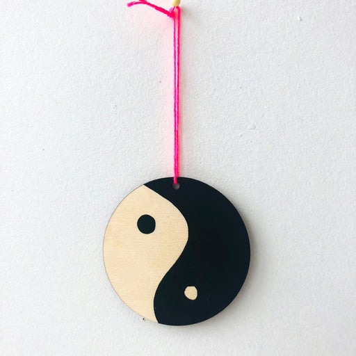 YIN YANG ORNAMENT MINI CHARM
