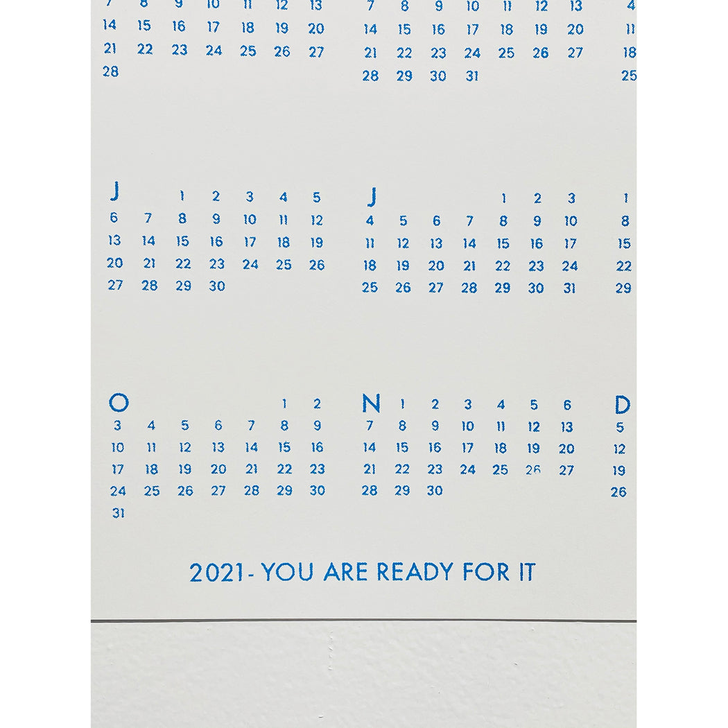 DO NO HARM CALENDAR