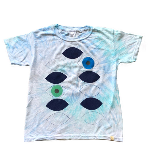 EVIL EYE PYRAMID TSHIRT