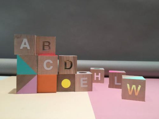 ABC BLOCK SET