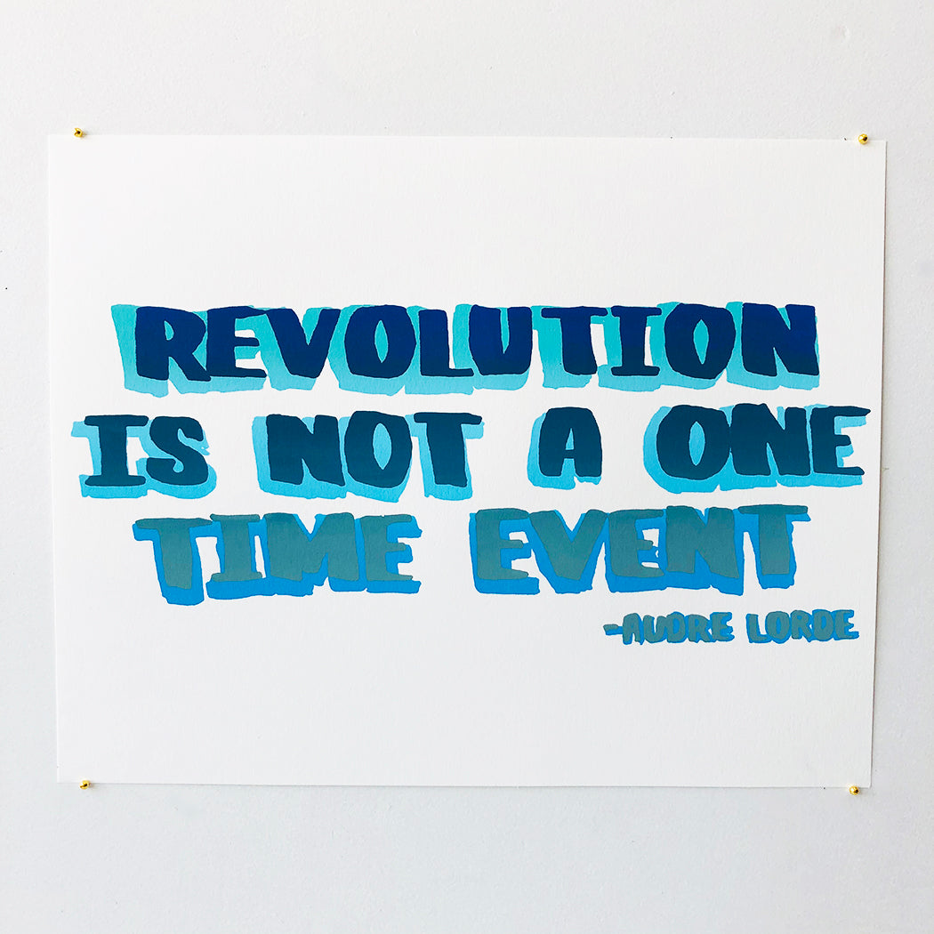 PRINTS FOR CHANGE - SERIES 1